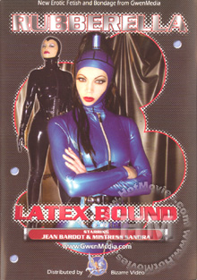 Rubberella: Latex Bound Box Cover