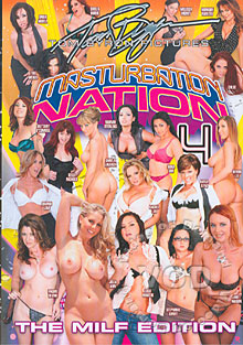 Masturbation Nation 4 - The MILF Edition Box Cover