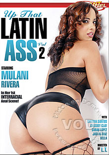 Up That Latin Ass 2 Box Cover