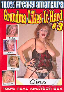 Grandma Likes It Hard #3 Box Cover