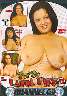 Real Big Latin Tits #12