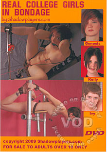 Real College Girls In Bondage Box Cover