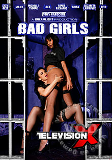 Bad Girls Box Cover