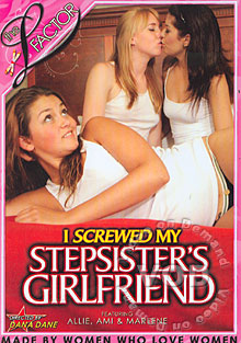 I Screwed My Stepsister's Girlfriend Box Cover
