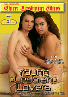 Young Lesbian Lovers Box Cover