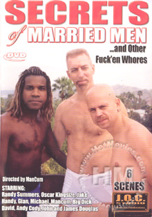 Secrets of Married Men Box Cover
