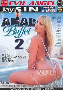 Anal Buffet 2 (Disc 2) Box Cover