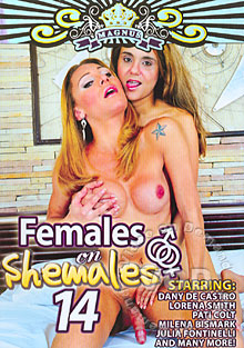 Females On Shemales 14 Box Cover