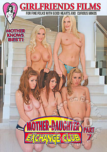 Mother-Daughter Exchange Club Part 7 Box Cover