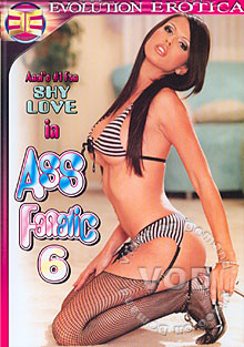 Ass Fanatic 6 Box Cover