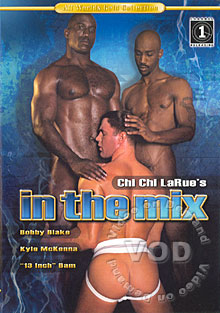 In The Mix Box Cover