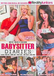 Babysitter Diaries Box Cover