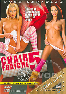 Chair Fraiche 5 Box Cover