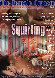 Squirting Orgasms Box Cover