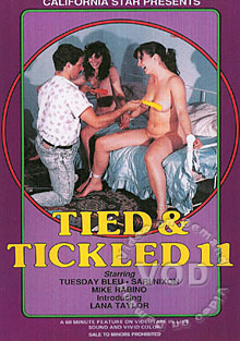 Tied & Tickled 11 Box Cover