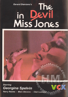 The Devil In Miss Jones Box Cover