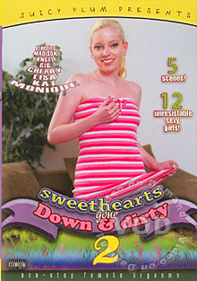 Sweethearts Gone Down & Dirty 2 Box Cover