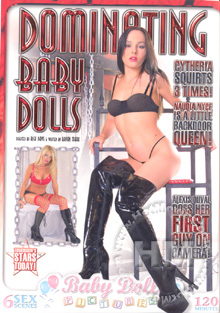 Dominating Baby Dolls Box Cover