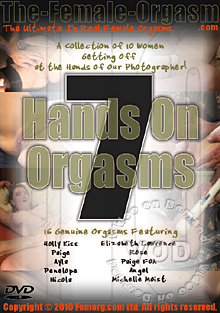 Hands On Orgasms 7 Box Cover