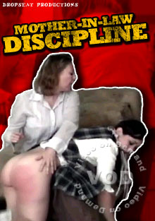Mother-In-Law Discipline Box Cover