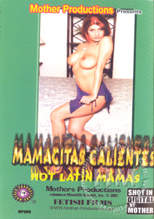 Mamacitas Calientes - Hot Latin Mamas Box Cover