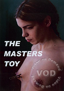 The Masters Toy Box Cover