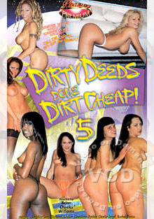 Dirty Deeds Done Dirt Cheap! 5 Box Cover
