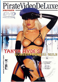 Tanya Hyde's Rubberfuckers Rule Box Cover