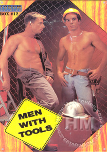 Men With Tools Box Cover