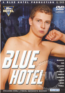Blue Hotel Box Cover
