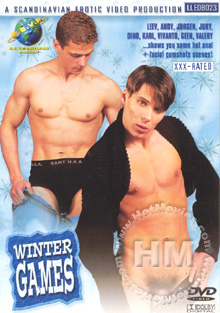 Winter Games Box Cover