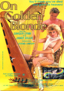 On Golden Blonde Box Cover