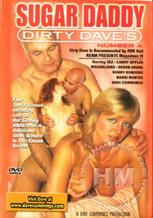 Sugar Daddy Dirty Dave's Number 4 Box Cover