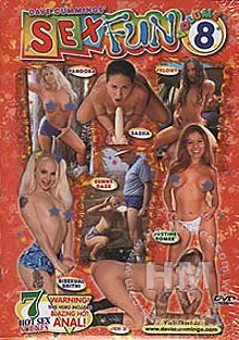 Dave Cummings Sex Fun v.8