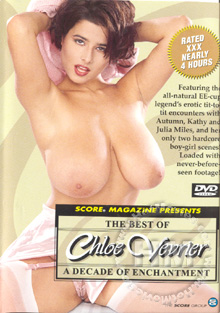 The Best of Chloe Vevrier: A Decade of Enchantment Box Cover
