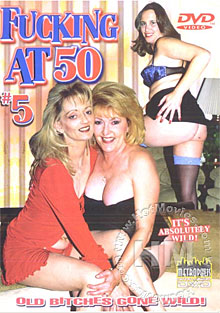 Fucking At 50 #5 Box Cover
