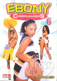 Ebony Cheerleaders Part 6 Box Cover