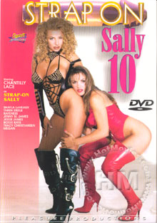 Strap-On Sally 10 Box Cover