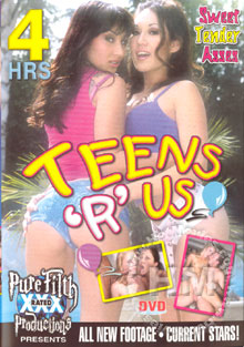 Teens 'R' Us Box Cover