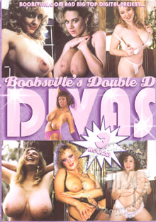 Boobsville's Double D Divas Box Cover