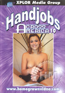 Handjobs Across America 10 Box Cover