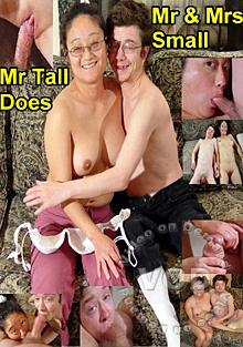 Mr. And Mrs. Small Box Cover