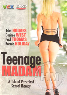 Teenage Madam Box Cover