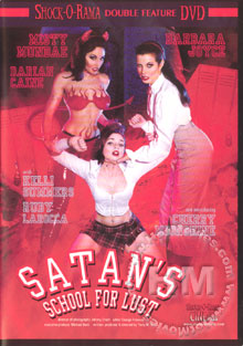 Satan's School For Lust Box Cover
