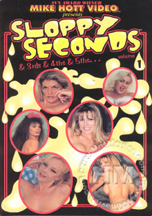 Sloppy Seconds Volume 1 Box Cover