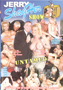Jerry ShagHer Show - Untamed Box Cover