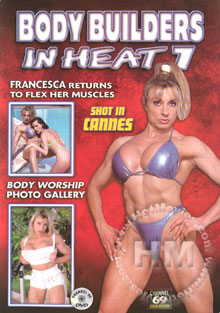 Body Builders In Heat 7 Box Cover
