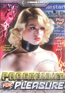 Programmed For Pleasure Box Cover