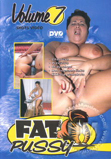 Fat Pussy Volume 7 Box Cover