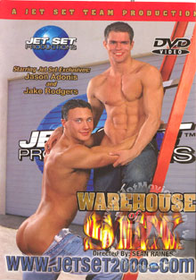 Warehouse Of Sex Box Cover